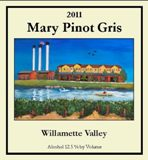 Mary Pinot Gris label  - Copy 3